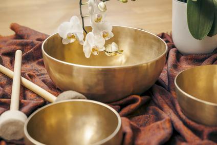massage Tibetan bowls in seu d'urgell