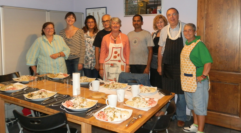 Ayurveda vegetarian cooking course