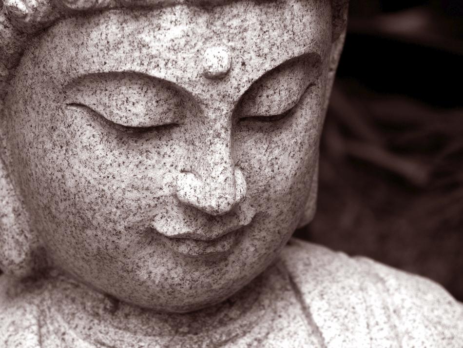 Buddhist meditation Lotus